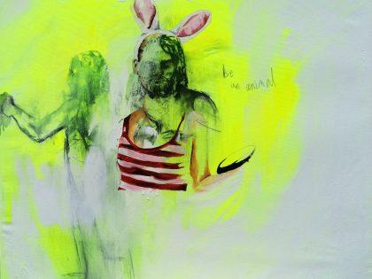 web_Im-a-rabbit-and-you-cannot-understand-it_Mixta-sobre-lienzo_90x100cm