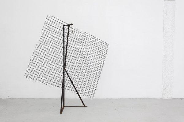 Nuria Fuster, Tamizador, galeria Juan Silio