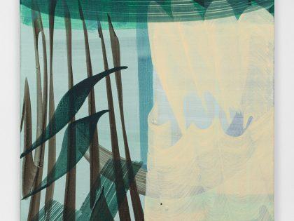 Ana Manso: zumbia, 2018. Óleo sobre lienzo. 46x33 cm. ©Bruno Lopes