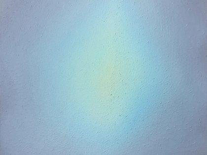 Antonio Mesones: Sin título, 2018. Acrílico sobre lienzo. 140x120cm. ©Sergio Frutos