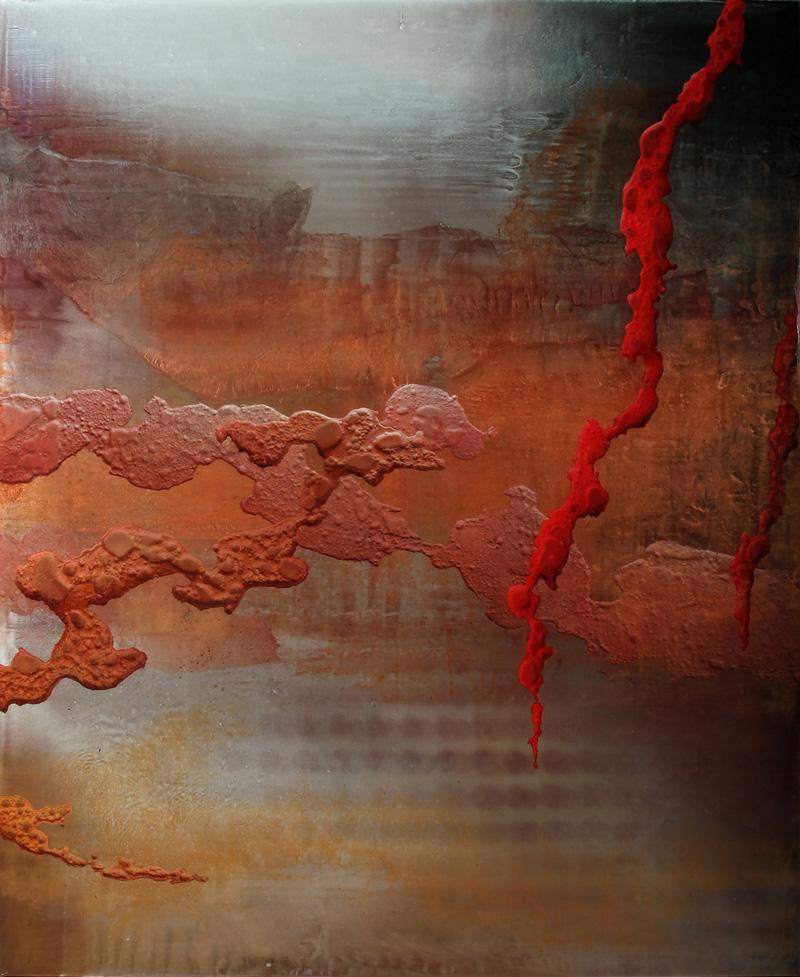 Darío Urzay. Frost Frame - Cobre