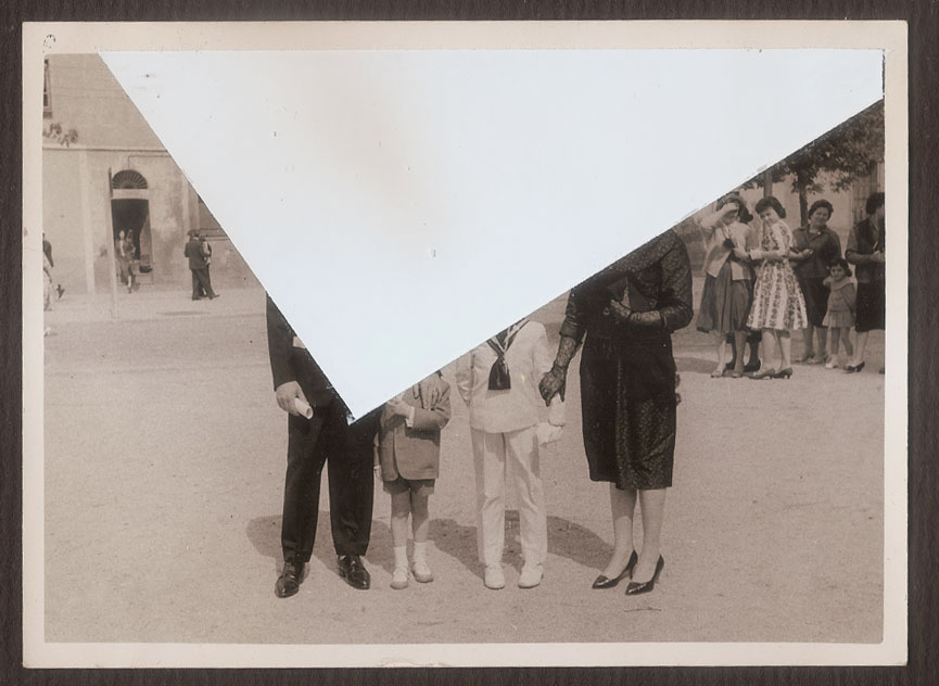 ALAIN URRUTIA. Fotografías huérfanas