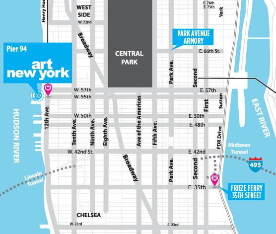 Location Art NY 2018
