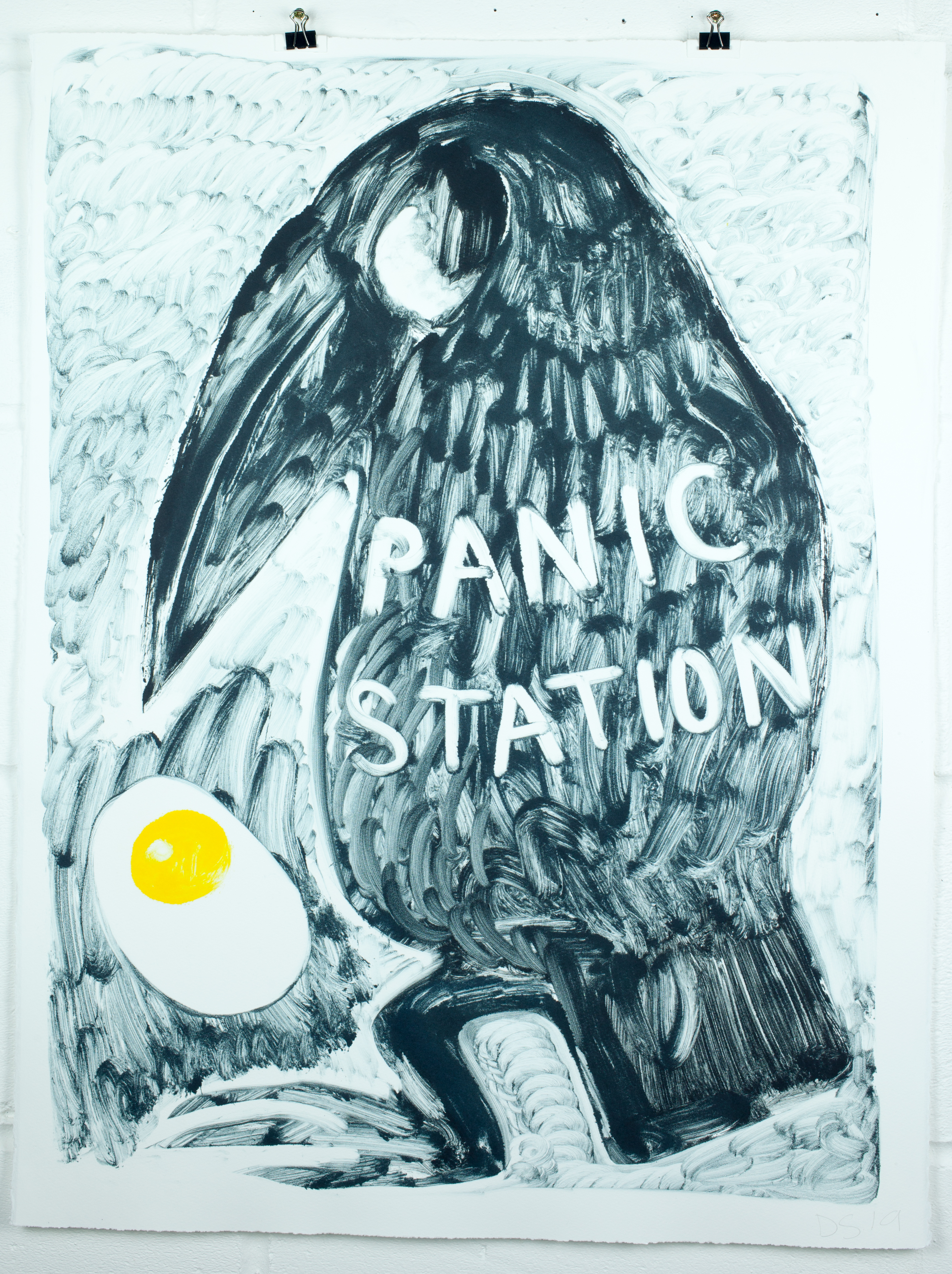 David Surman. Panic Station
