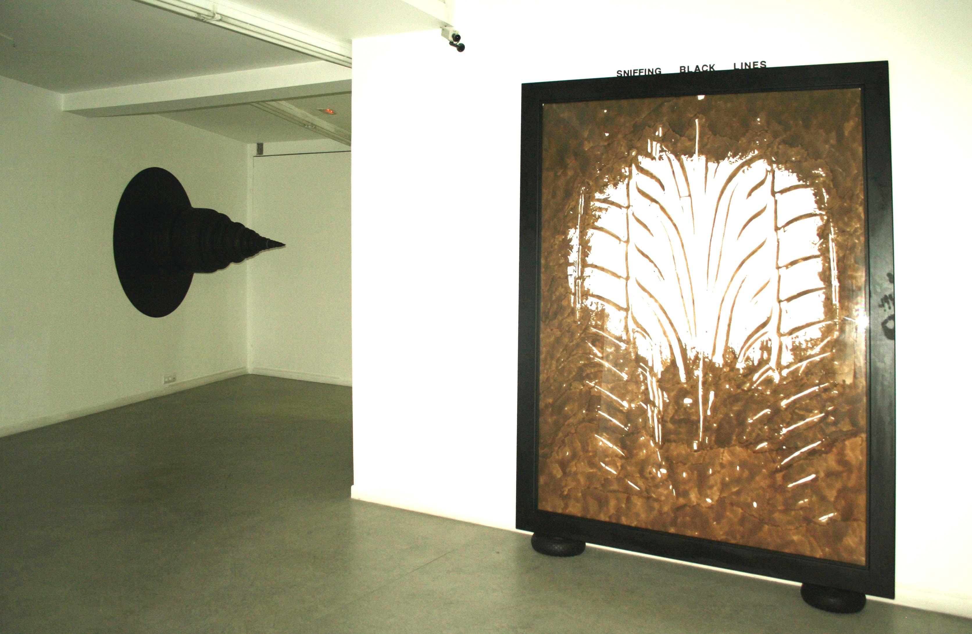 Exposición Pedro Mora en Juan Silió
