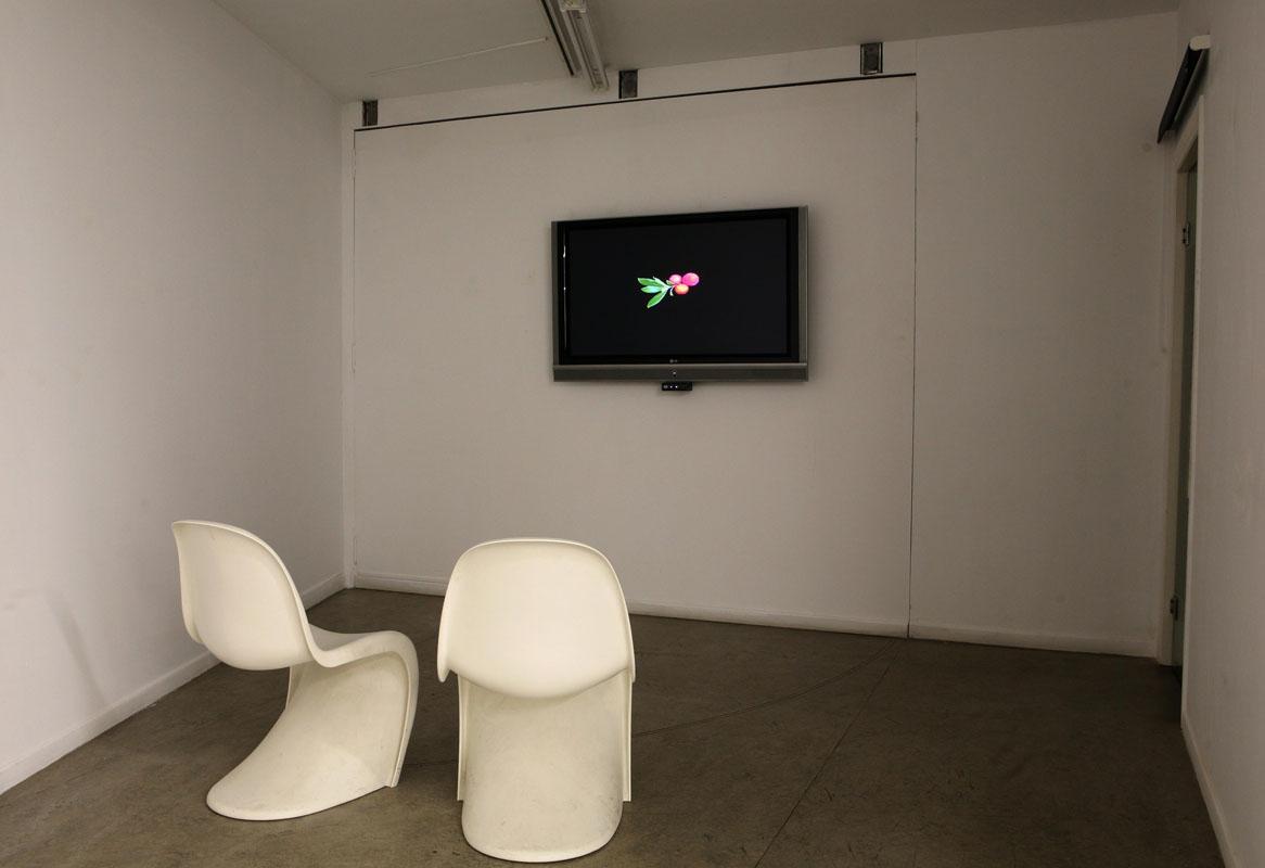 Exposición La Senda y la Trama. Javier Vallhonrat