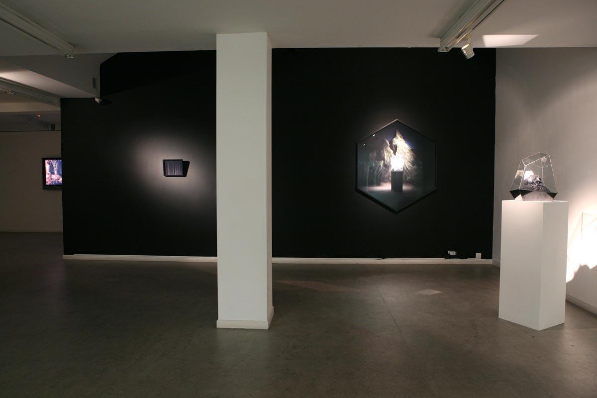 Exposición Paul Ekaitz en Juan Silió