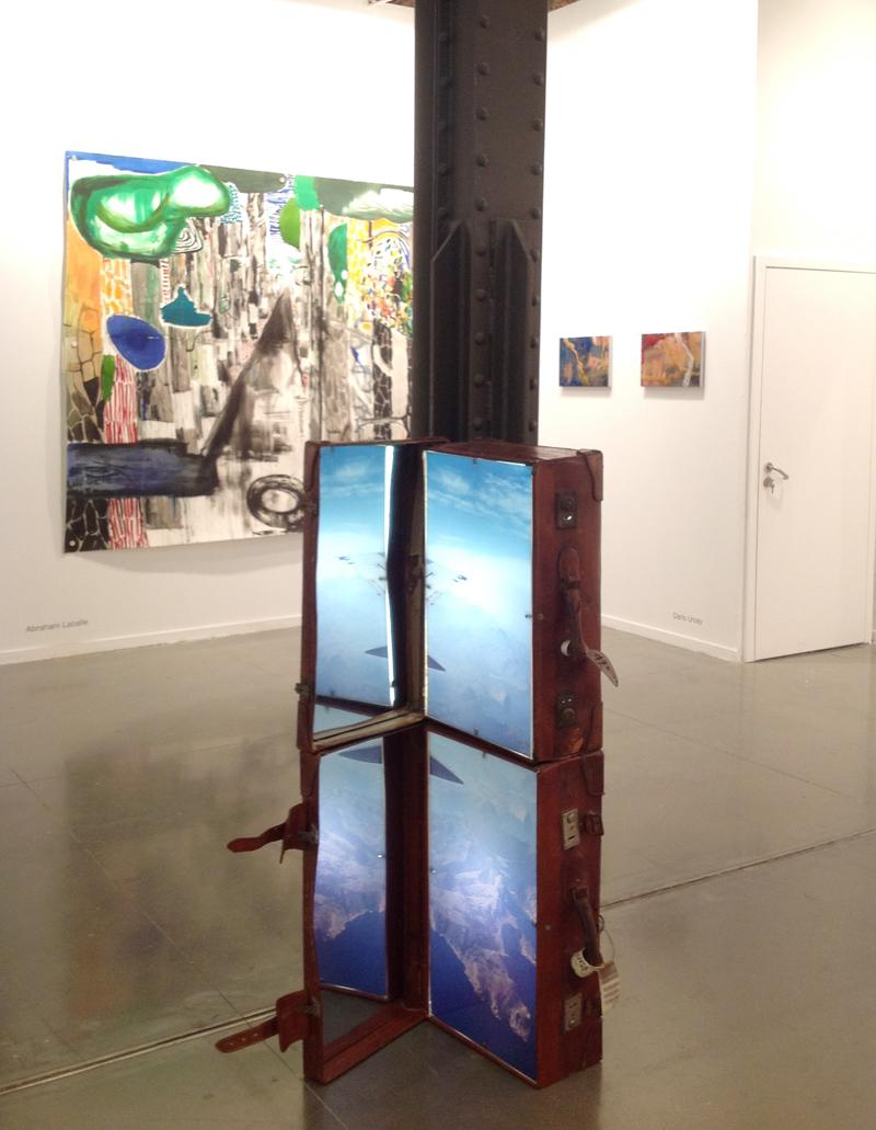 Galería Juan Silió en Feria ESTAMPA 2014