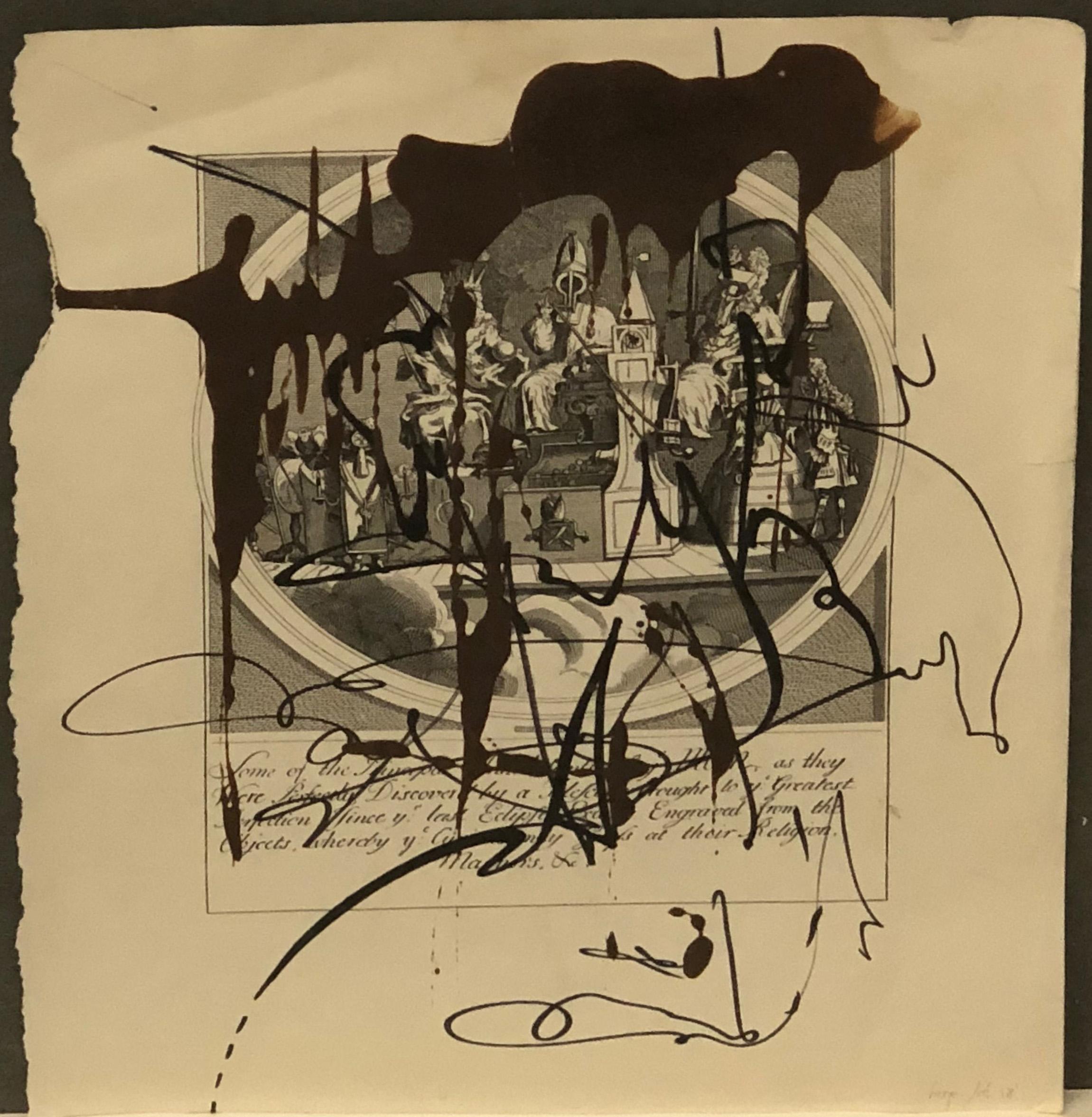Irene Iré. Hogarth y el abstraccionismo se conocieron en una marisquería