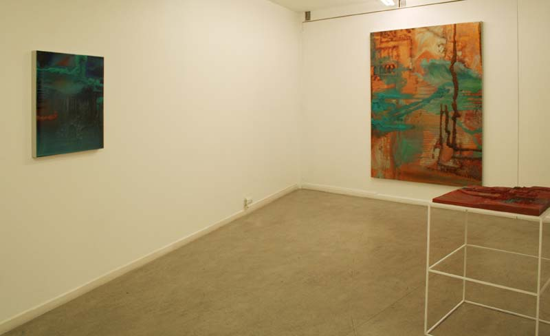 Exposición Darío Urzay