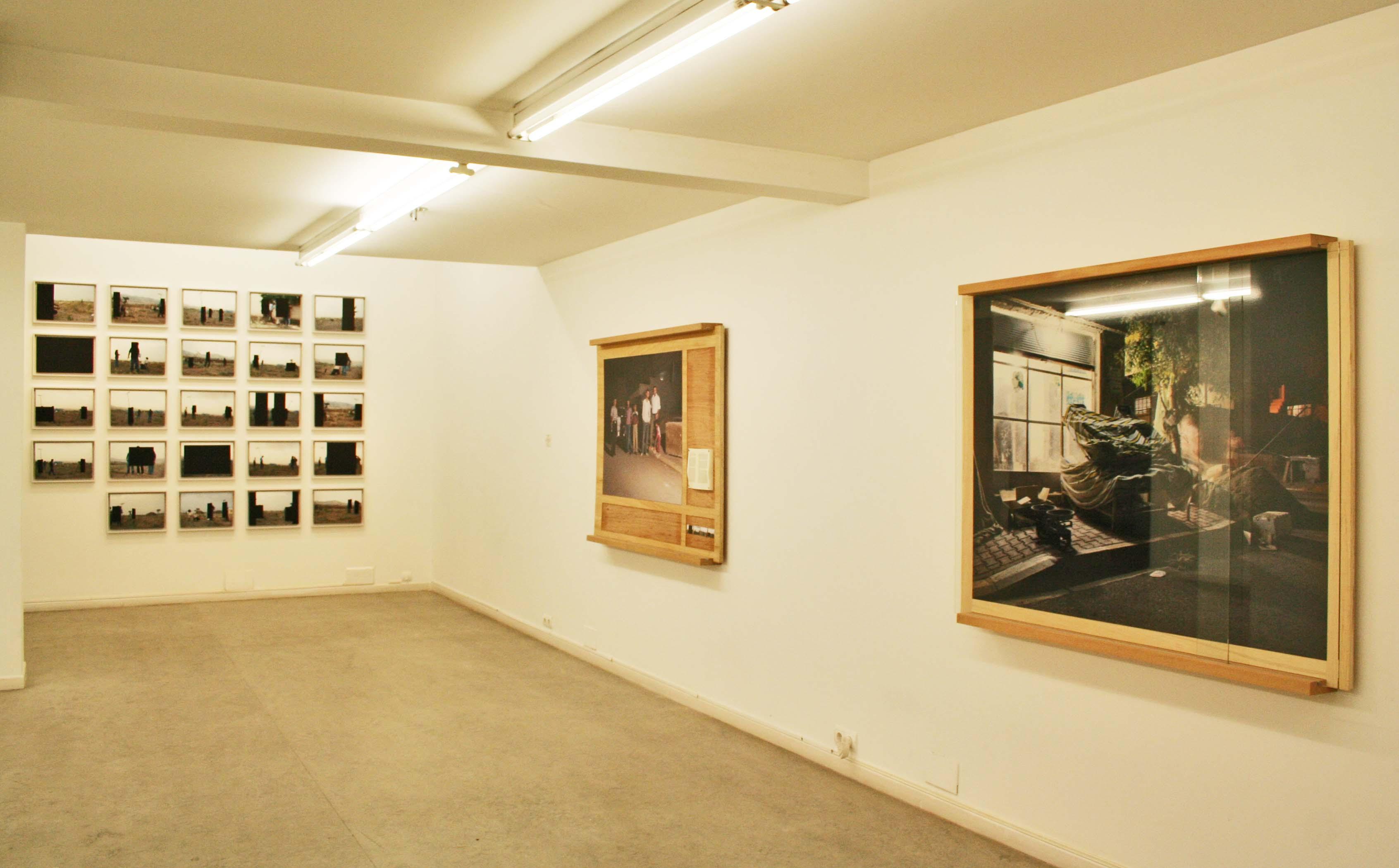 Exposición Ixone Sádaba en Juan Silió.