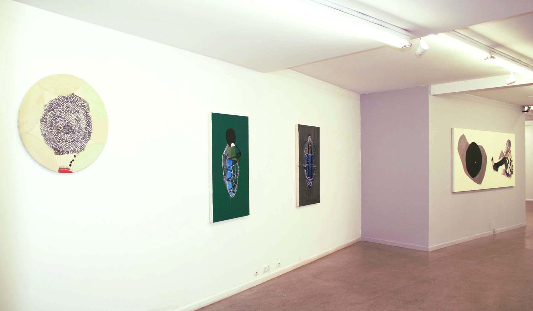 Exposición Victoria Civera en Juan Silió