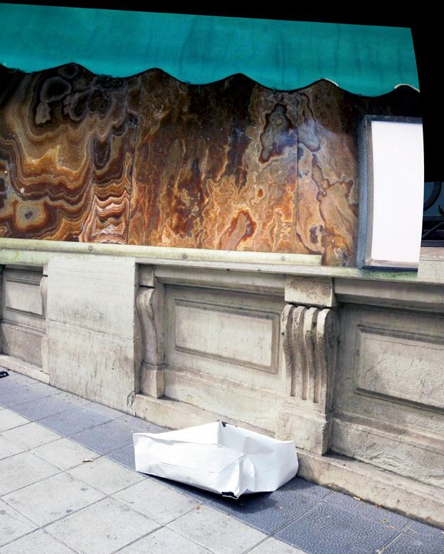 MIGUEL ÁNGEL TORNERO. The Random series- madrileño trip-