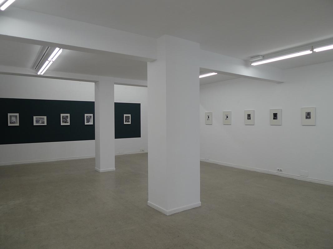 Noé Sendas en Galería Juan Silió