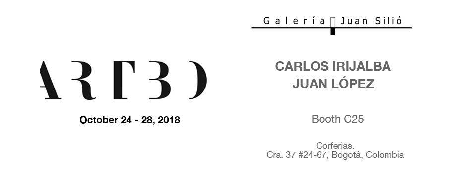 Juan Silió en ArtBo