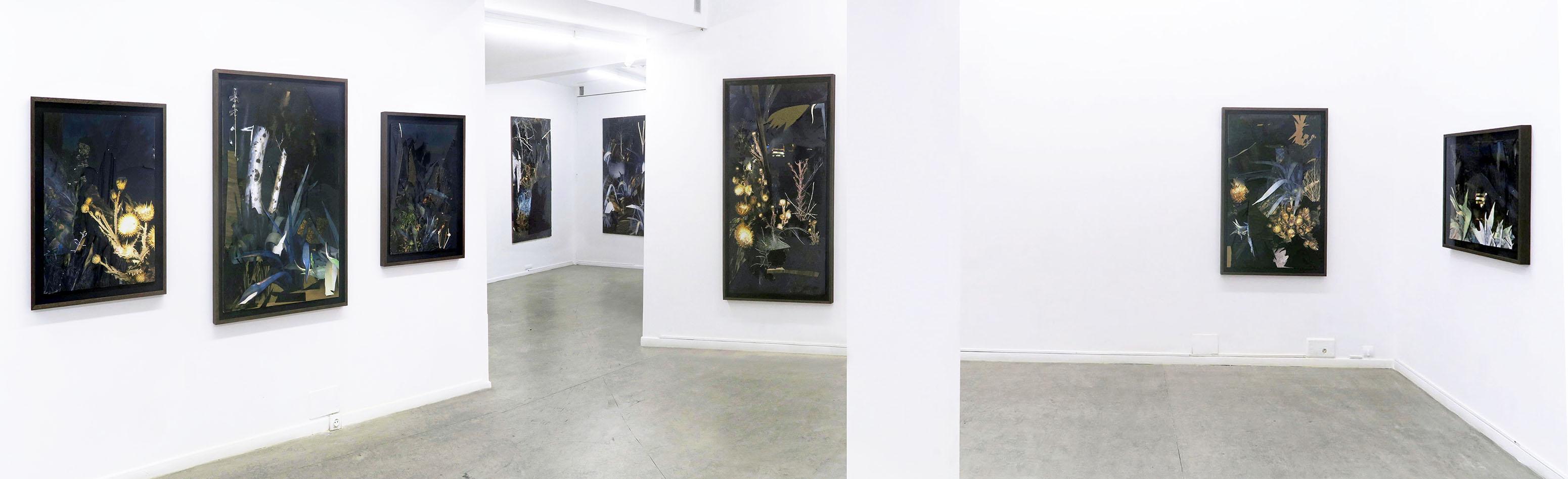 Exposición La noche en balde, Miguel Ámgel Tornero
