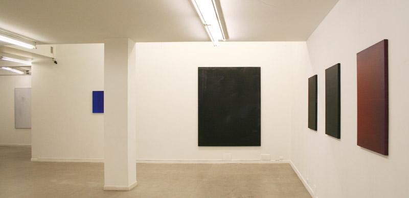 Exposición Ricardo Cavada en Juan Silió. [feb.2013]