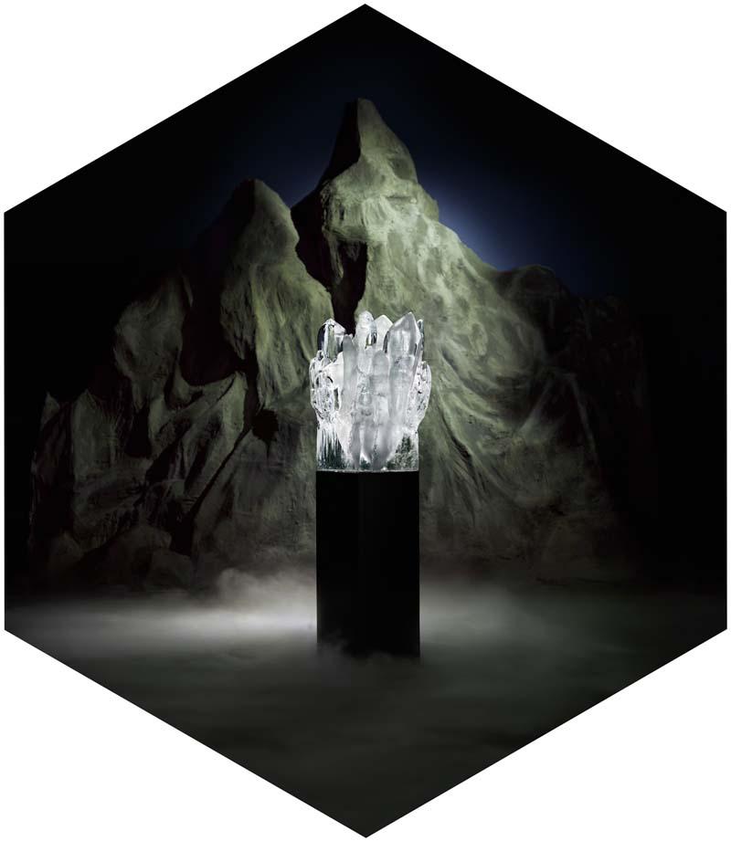 PAUL EKAITZ. Even minerals melt.