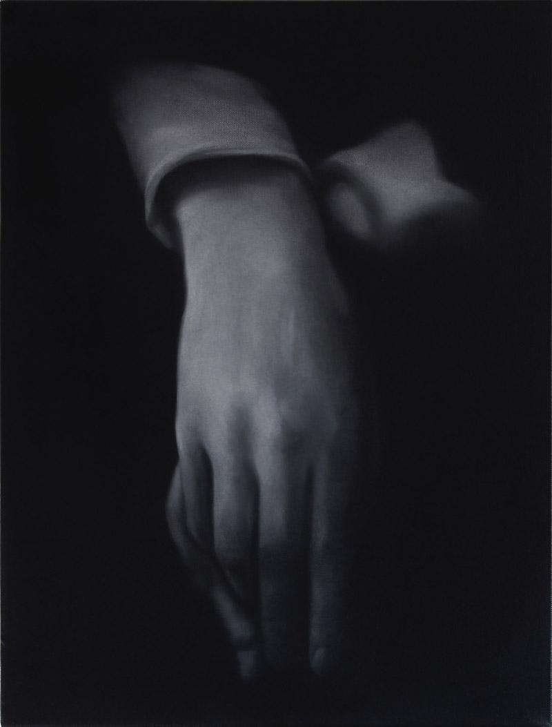 ALAIN URRUTIA. Beheaded hands