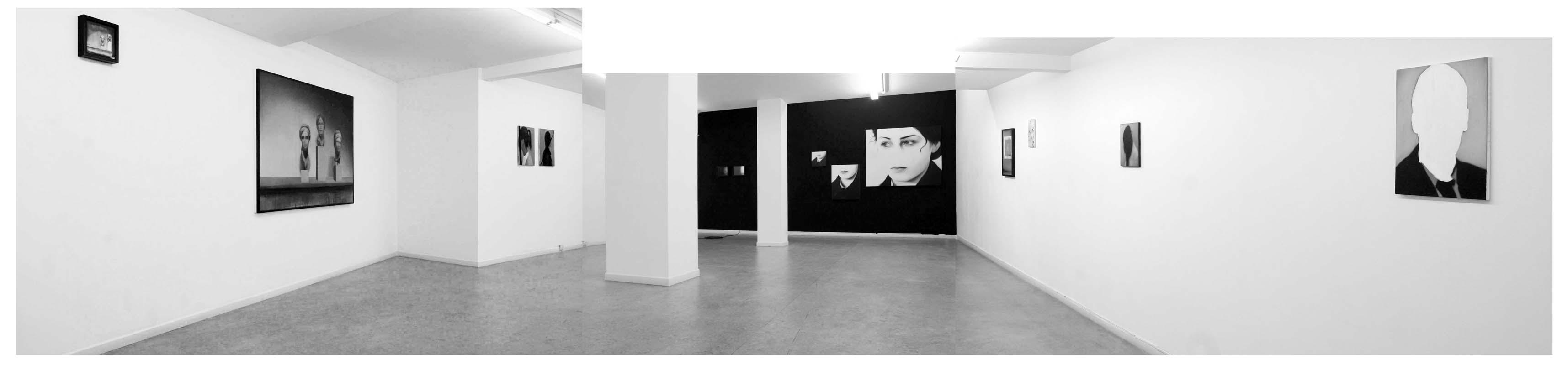 Exposición Alain Urrutia en Juan Silió