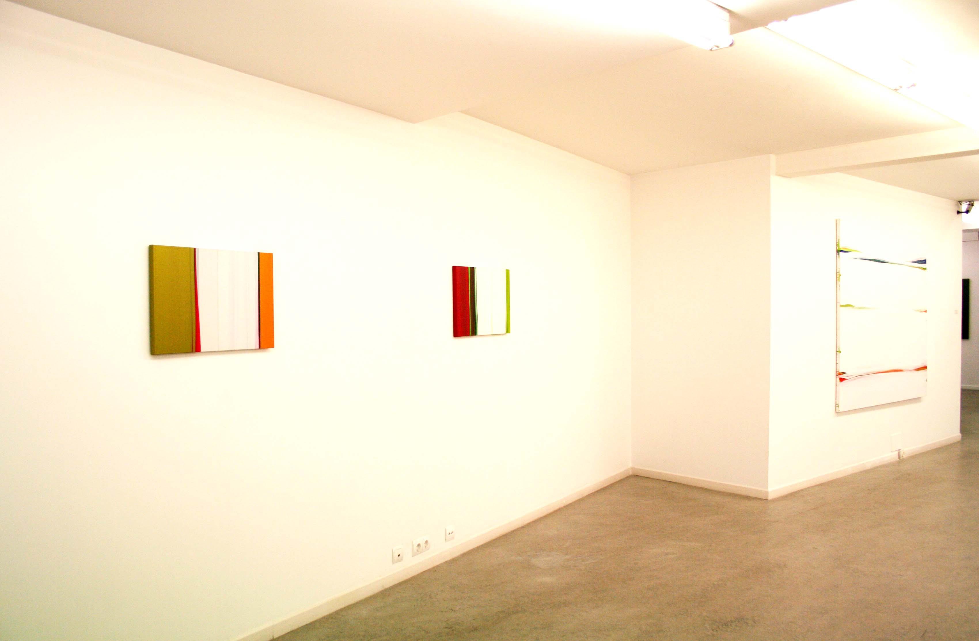 Exposición Nico Munuera - Galería Juan Silió
