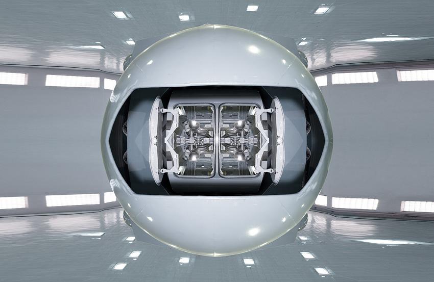 MICHAEL NAJJAR. gravitational rotator