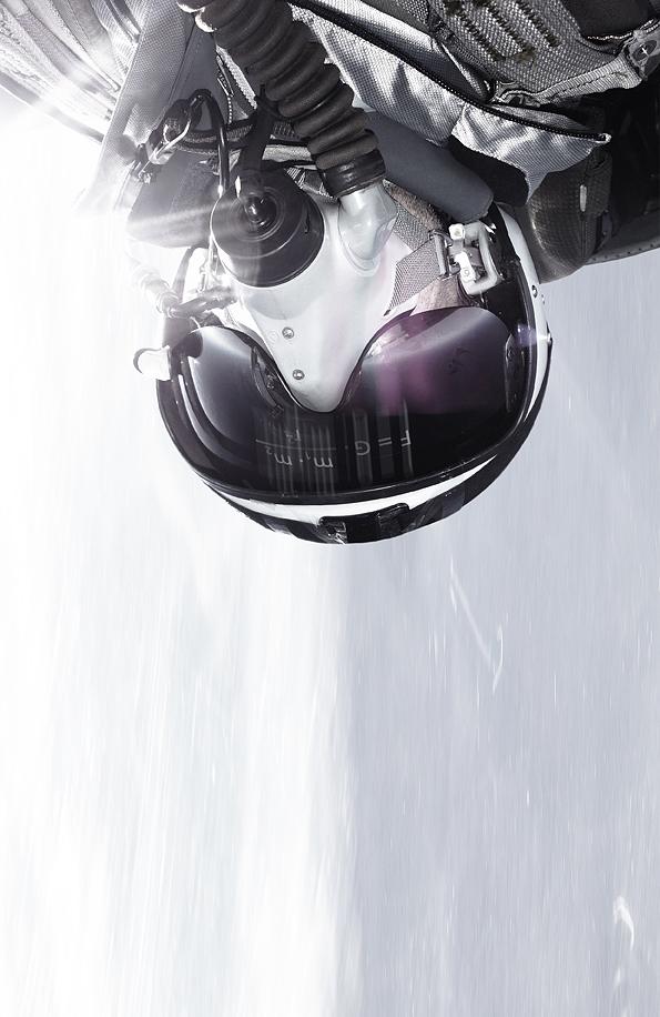 MICHAEL NAJJAR. gravitational stress at the edge of space