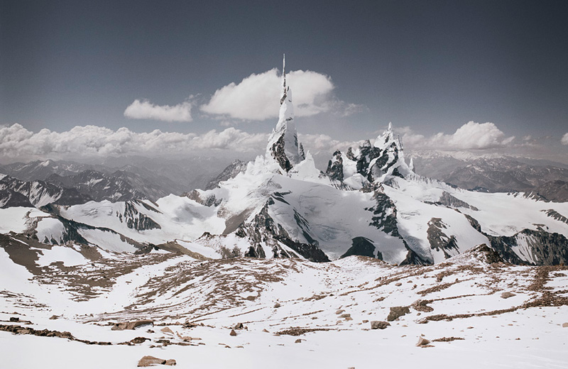 Michael Najjar. High Altitude.: Nasdaq 80-09