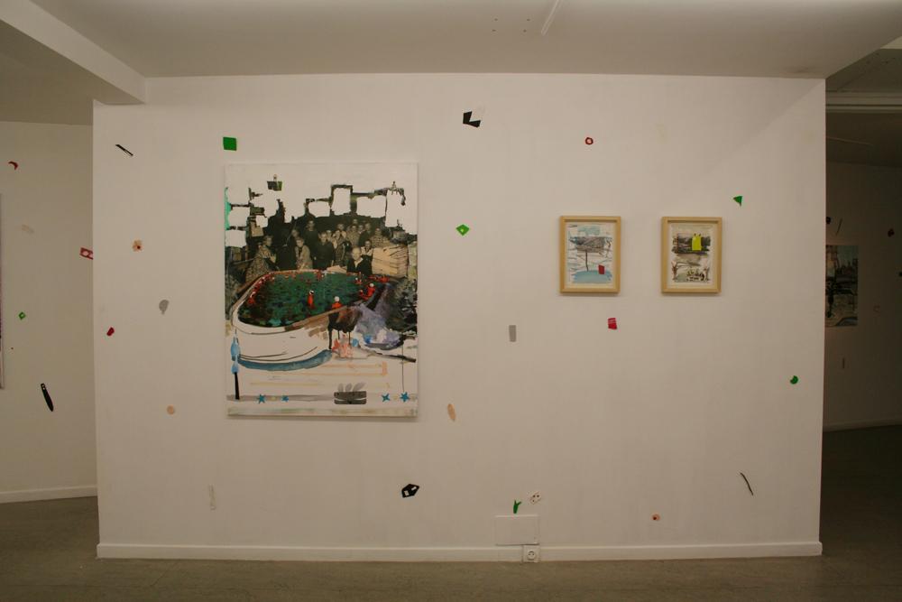 Exposición Juan Ugalde en Juan Silió. [noviembre- diciembre 2013]