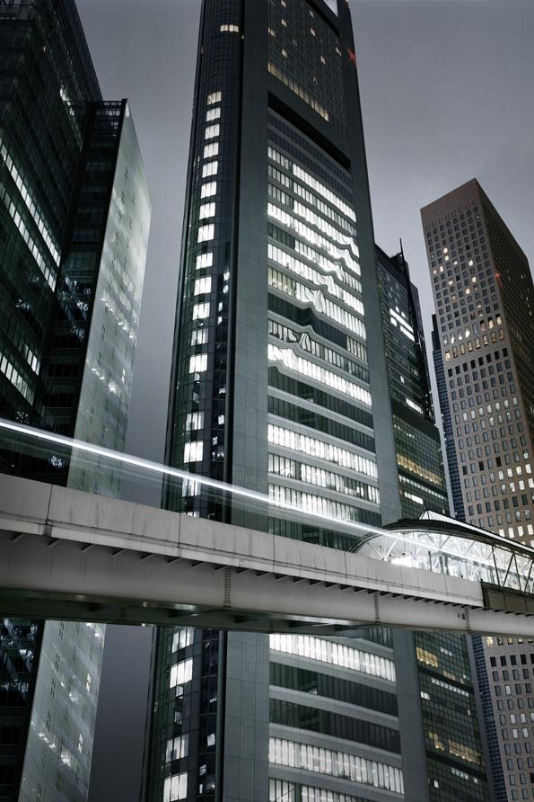 MICHAEL NAJJAR. Liquid city_tokyo#1