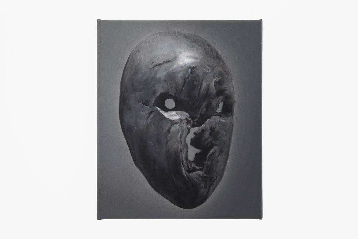 ALAIN URRUTIA. La máscara [The Mask]