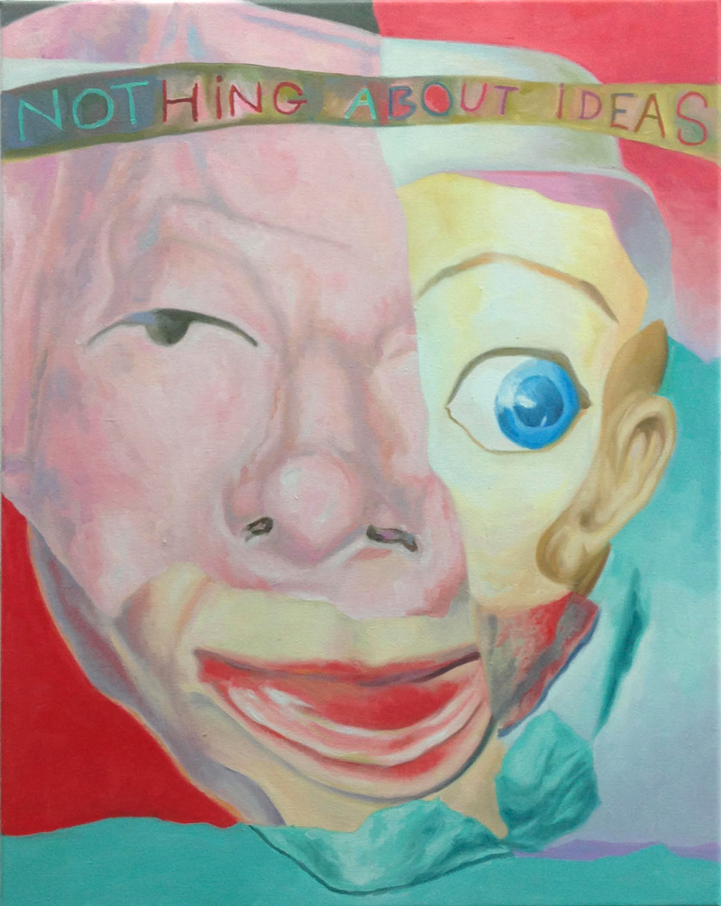 Chema Cobo. Nothing About Ideas
